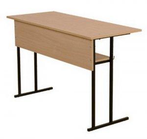 Стол E162 ученический - фотография №1