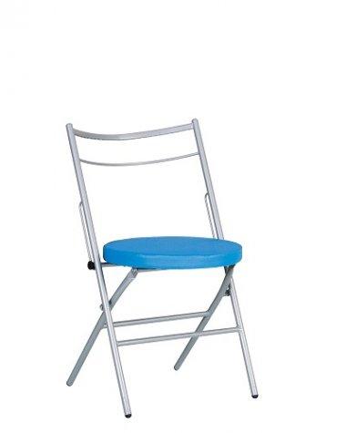Розкладний стілець Пікколо alu - малюнок №1