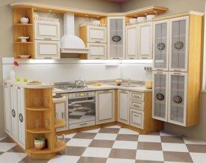 Кухня Класік - малюнок №1