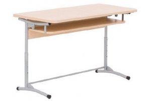 Стол Е172alu ученический