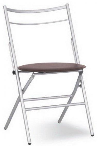 Розкладний стілець Пікколо chr - малюнок №1