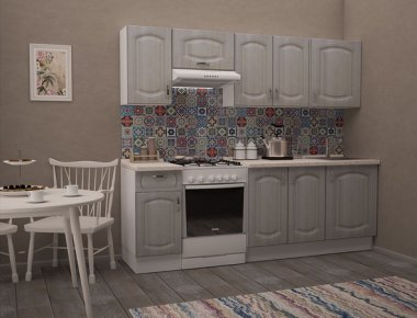 Кухня Шабо - малюнок №1