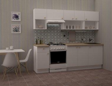 Кухня Айсберг - фотография №1